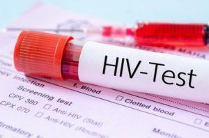 Zelf HIV test uitvoeren